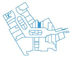 Hill's plattegrond